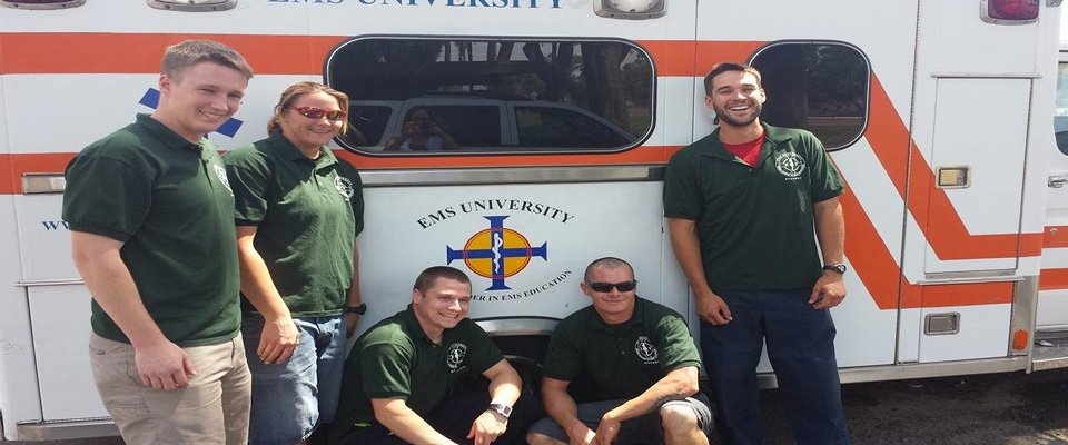San Antonio EMT Classes at EMS University - Become an EMT